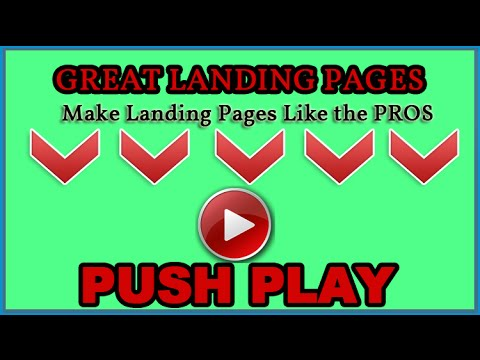 Great Landing Pages How to Build a Landing Page