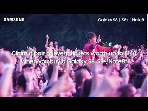 Samsung | #UnboxYourTickets