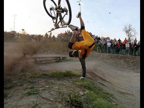 Mountain Biking is crazy [people are awesome]