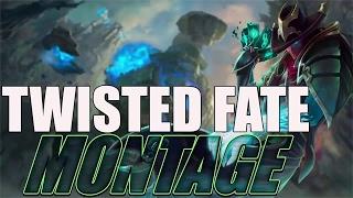 Twisted Fate Mini Montage !! LOA