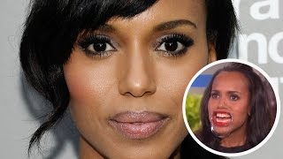 Kerry Washington CAN'T STOP DROOLING On Ellen | What's Trending Now!