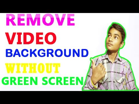 Xxx Mp4 How To Remove Video Background Without Green Screen On Android Very Easy Explained Step By Step 3gp Sex