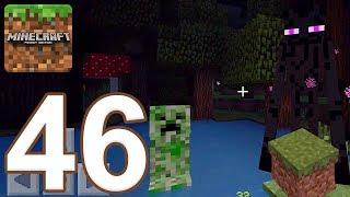Minecraft: Pocket Edition - Gameplay Walkthrough Part 46 - Survival (iOS, Android)