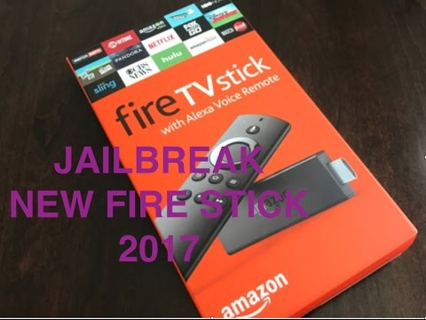 HOW TO: JAILBREAK AMAZON FIRE STICK NEW 2017 (EASY AND FAST)