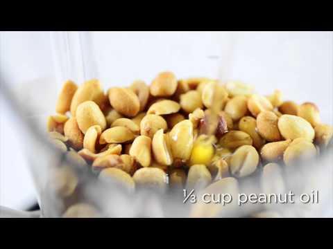 Creamy Peanut Butter Recipe