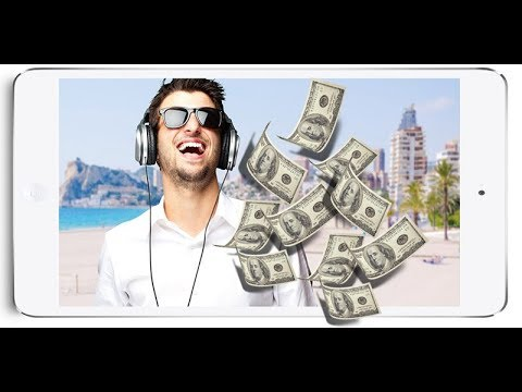 HOW TO GET PAID TO LISTEN TO MUSIC ONLINE!!!!