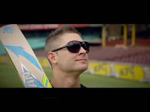 Michael Clarke & Spartan Sports Shoot at the iconic SCG - Sydney Cricket Ground