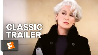 The Devil Wears Prada (2006) Trailer #1 | Movieclips Classic Trailers