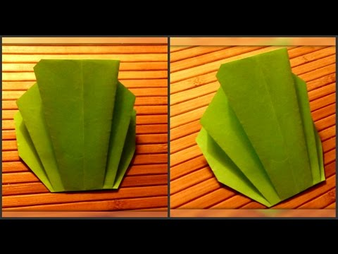 Easy modular origami cabbage for beginners and children/kids Origami diagrams, origami tutorial