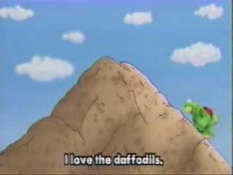 I Like the Mountains