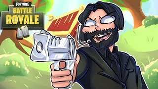 FORTNITE BATTLE ROYALE SEASON 3 & HAND CANNON!