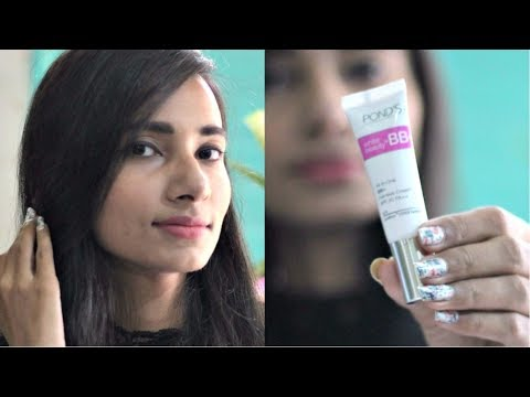 POND'S BB CREAM Makeup Tutorial   Everyday Office/College Makeup Tutorial   मेकअप कैसे करें