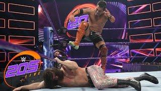 Akira Tozawa vs. The Brian Kendrick: WWE 205 Live, Feb. 21, 2017