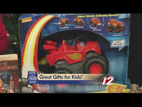 Gift giving expert helps you choose the perfect children's gift