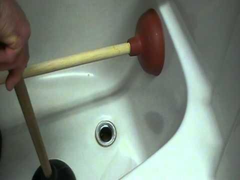 How to Unplug or clear a bathtub drain Easily!!!