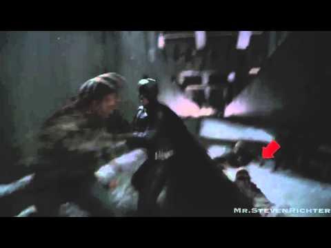 Don't shoot Batman