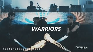Shadowhunters • Warriors