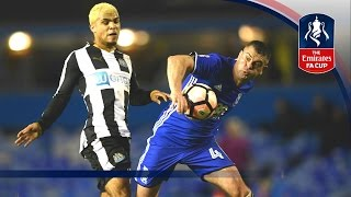 Birmingham City 1-1 Newcastle United - Emirates FA Cup 2016/17 (R3) | Goals & Highlights
