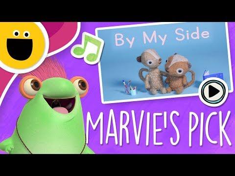 The Siblings Song | Marvie's Pick (Sesame Studios)