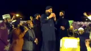 Alhaj Muhammad Owais Raza Qadri Mehfil Noor Ka Sama 29 March 2014 Islamabad