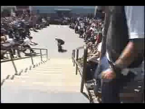 Thrasher Bust or bail contest