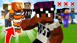 KSI SWITCHES SIDES (Minecraft SIDECRAFT #3)