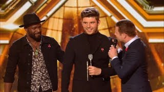 The X Factor UK 2017 Winner of the Prize Fight Live Shows Full Clip S14E22