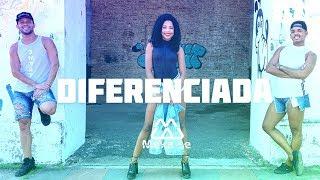 Diferenciada - Parangolé | Coreografia - OFICIAL