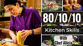 Kitchen Purge for 801010 Raw Vegan Success