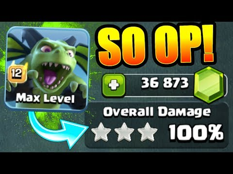 GEM TO MAX BETA MINION SWARM!! - Clash Of Clans BUILDERS VILLAGE MOST OP TROOP!?