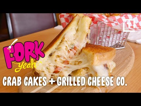 Crab And Cheese Make The Perfect Pairing || Fork Yeah