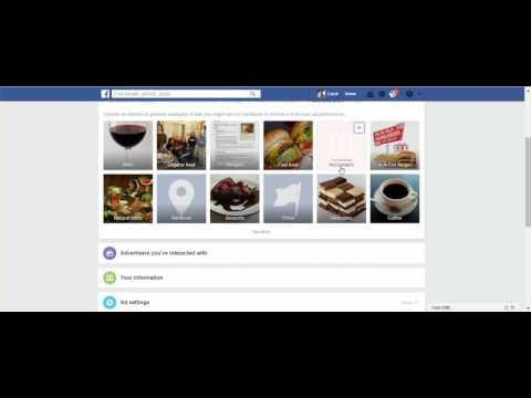 How to Set Facebook Ad Preferences