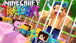 A TINY PEOPLE ZOO?   Minecraft: TrollCraft