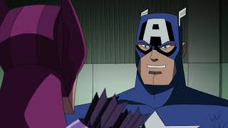 Download Hawkeye and Captain America vs. Vision Video