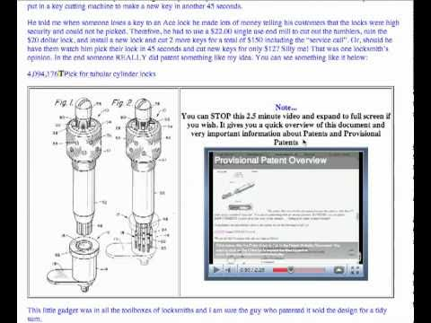 How to Patent Your Idea for less than $150 Using the Provisional Patent Application Process