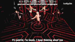 Double A - Because I'm crazy MV [English subs + Romanization + Hangul] HD