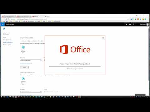 How to Install and Configure Office 365 Skype For Business