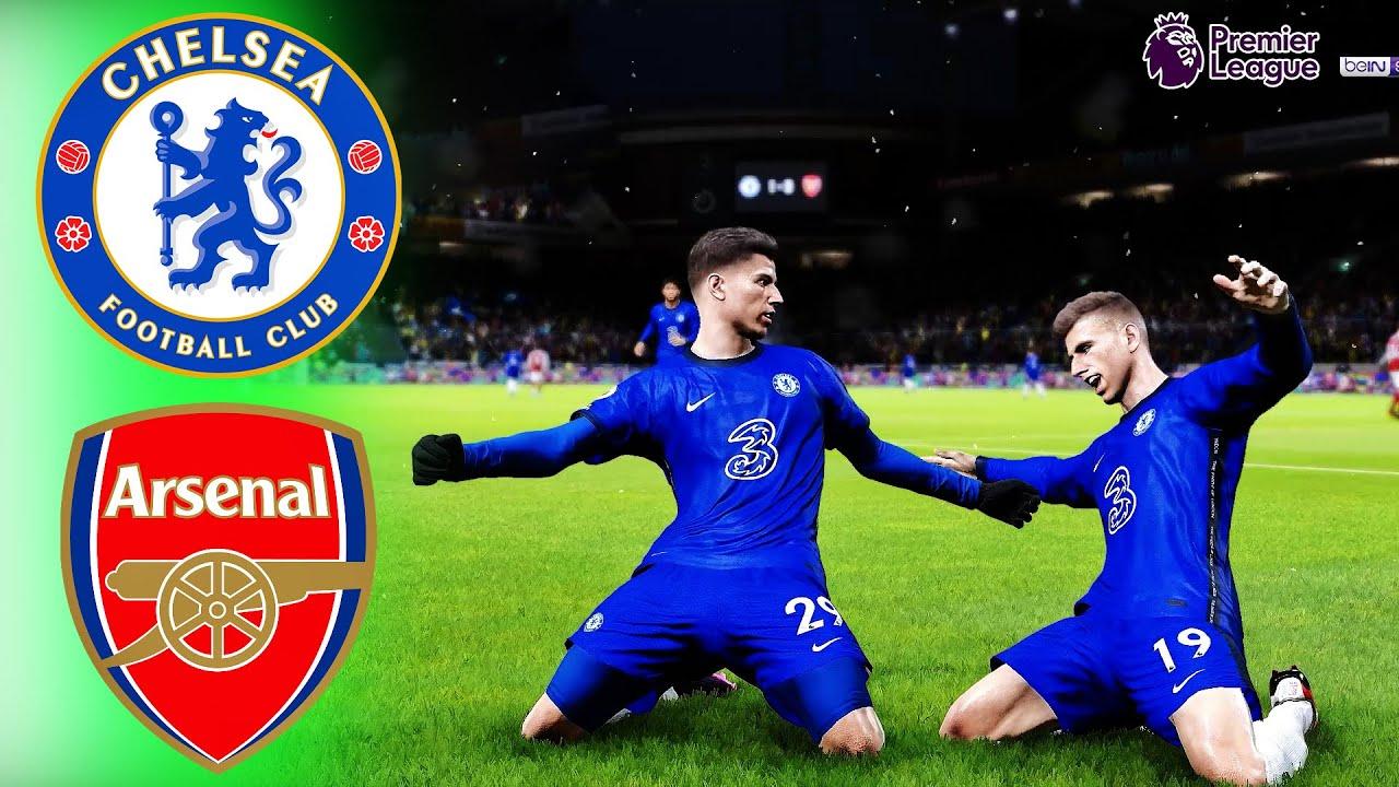 Chelsea vs Arsenal - Premier League 20/21 - Full match & Gameplay | Prediction match