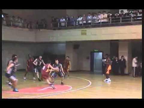 DGS vs. Shixi High School Basketball Highlights
