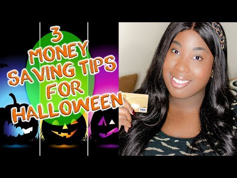 3 Money Saving Tips For Halloween + Sweepstakes!!