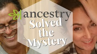 BIO FATHER FOUND | From SHOCKING Ancestry DNA Results