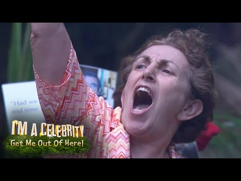Jimmy & Edwina Give Motivational Speeches | I'm A Celebrity...Get Me Out Of Here!
