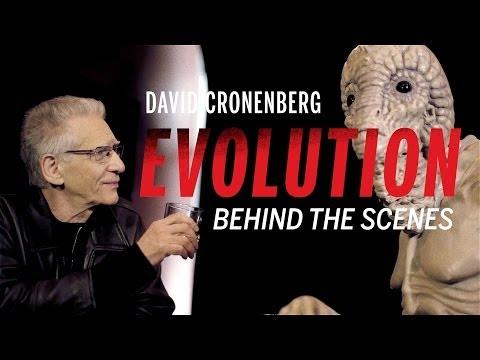 DAVID CRONENBERG: EVOLUTION | Behind-the-Scenes | TIFF Bell Lightbox 2013