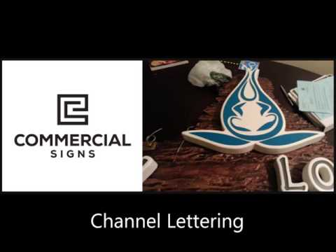 Commercial Signs Introduction