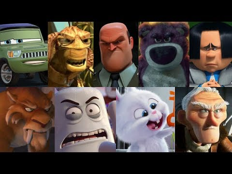 Defeats of My Favorite Animated Movie Villains Part 6