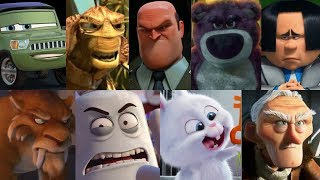 Defeats of My Favorite Animated Movie Villains Part 5