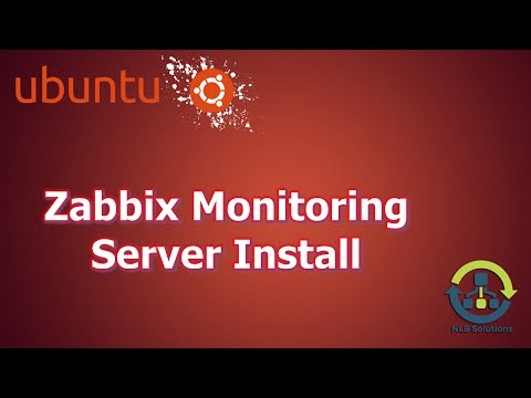 How to install Zabbix Monitoring on Ubuntu Server (Step by Step guide)