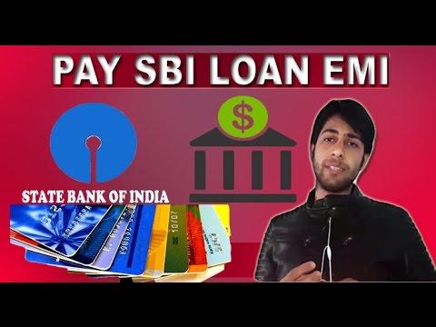 How to Pay SBI Loan EMI Online   Transfer Money Online   Using SBI Internet Banking Fascility