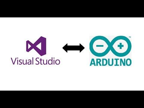Arduino programming with Visual Studio