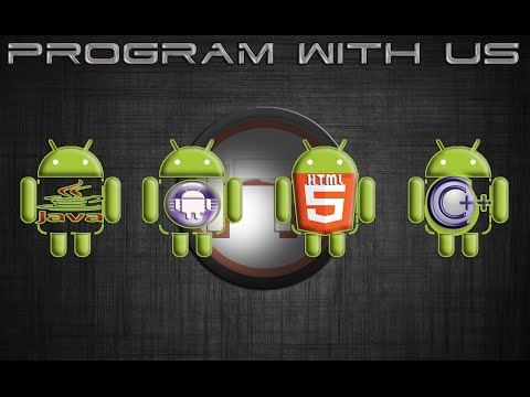 Programming With Android(C/C++,JAVA,HTML)